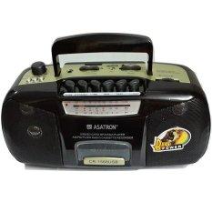 Asatron Radio Kaset (Tape) CR-1568 USB