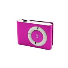 Askhev Mini MP3 Player - Pink