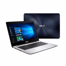 Asus A456UQ-FA075D Notebook - I7-7500U/8GB/1TB/Nvidia GT940MX-2GB/14