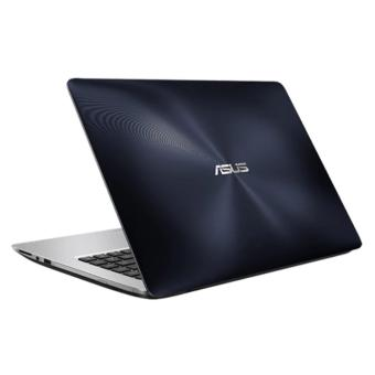 "Asus A456UR- WINDOWS 10 - i5 7200U - 8GB DDR4 - 1TB - GT930MX 2GB - 14"" - Dark Blue"