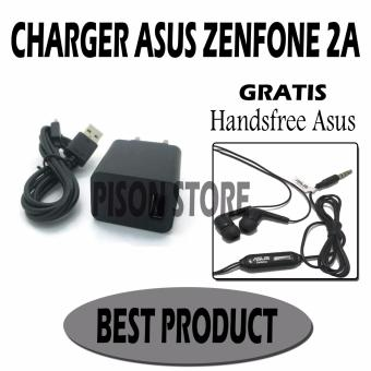 Asus Charger dan Kabel Data Micro USB for Zenfone 4 / 4S / 5 / 6
