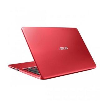 "Asus E202SA-FD114D - RAM 2GB - Intel Celeron-N3060 - 11.6""LED -DOS-Merah"