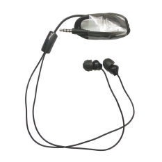 Asus Earphone Handsfree Zenfone Series 4/5 / 6 - Original Headset Asus - Hitam