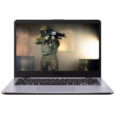 Asus Vivobook A405UQ-BV267 Notebook - Dark Grey [Ci5-7200U/4GB/1TB/GT940MX 2GB/14