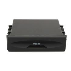 Audew Universal Car Auto Single Din Single-disc Plastic Radio Pocket Storage Box New