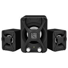 AUDIOBOX U-Blast 2.1 Speaker - Hitam