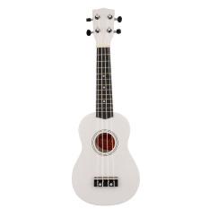 Aukey 21' Uke Ukulele Mahalo White 4 String
