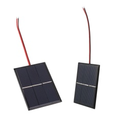 Aukey new 0.65W 1.5V Mini Solar Power Cell Charger Panel DIY Module Solar Cells