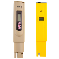 Aukey PH Meter TDS Tester Aquarium Pool Hydroponic Monitor