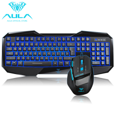 AULA OFFICIAL KILLING THE SOUL REHEAD Crossfire Aula Gaming Combo