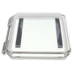 Autoleader Transparent Waterproof Back Door Cover Replacement For GoPro Hero 4 Housing Case (Intl)