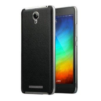 Back Case Leather Xiaomi Redmi Note 2