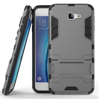 Back Case TPU + PC Phone Case for Samsung Galaxy J5 Prime - Abu