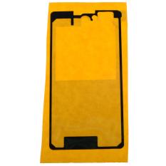 Banyak lem perekat sampul belakang bagian keran stiker untuk Sony Xperia Z1 Mini -