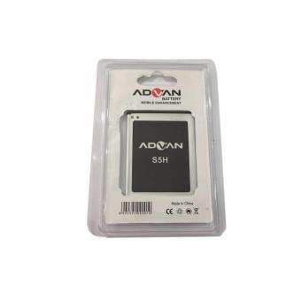 GROSIR Baterai / Battery Original 99% ADVAN S5H