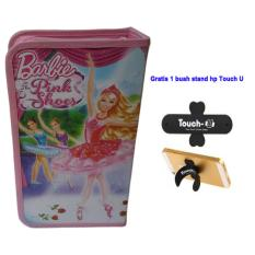 Bayi Kita Tempat - Box - Case CD Motif Barbie Pink Shoes - Isi 80 CD