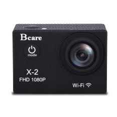 Bcare Action Camera B-Cam X-2 Wifi - 12 MP Full HD 1080P - Hitam