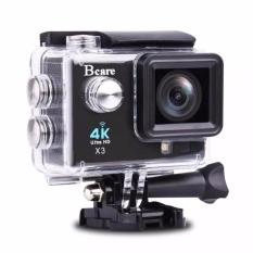 Bcare BCam X-3 Action Camera WiFi 16 MP SonySensor 4K - Layar 2