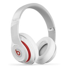 Beats Studio Wireless Over Ear Headphone - White