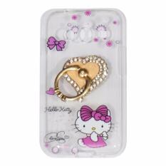 Beauty Case For Samsung Galaxy Ace 4 G313 Softshell Animasi Hello Kitty Holder .