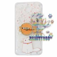 Beauty Case For Samsung Galaxy J2 Prime Softshell Swarovki Animasi Cat Cute With .