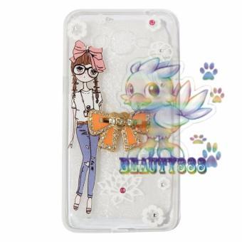 Hati Soft Case Soft Back Case Sillicone Casing Handphone Casing Hp Case Xiaomi .
