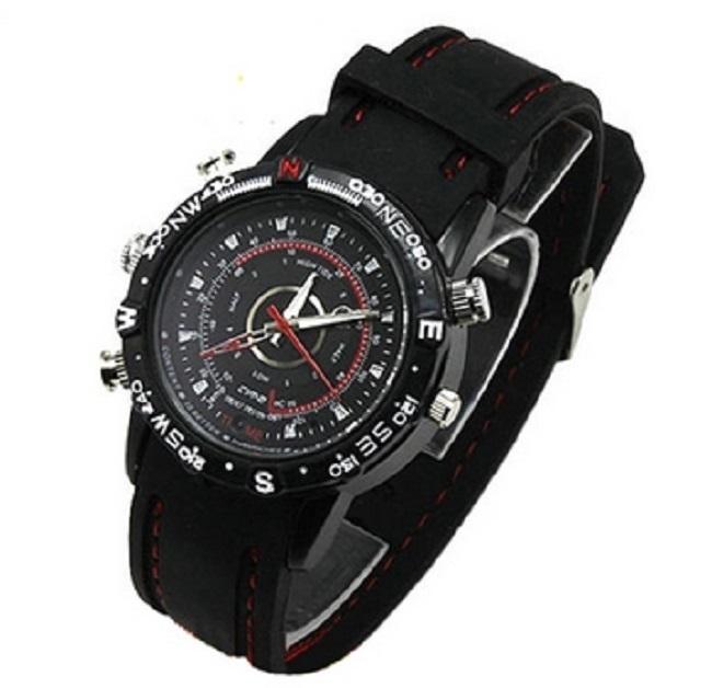 ... Spek Harga Best Ct 8gb M4 Water Resistant Spy Watch Metal Strap