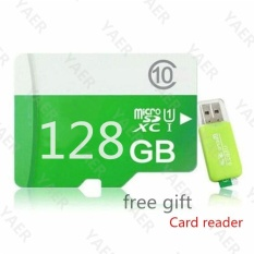 Best Sell 128GB 80mb/s Class 10 Micro SD Card SDHC TF/Memory Card - intl