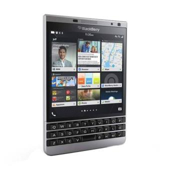 Blackberry Dallas - RAM 3GB - ROM 32GB - Silver - GRS Resmi