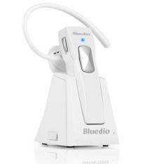 Bluedio 99B Wireless Bluetooth 3.0 Headphones (White) (Intl)