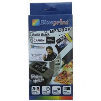Blueprint Tinta Refill Canon Black