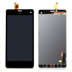 Bluesky For ZTE Nubia Z7 Mini NX507J Full New LCD Display Panel Screen Touch Screen Digitizer Glass Lens Assembly Repair Replacement - Intl