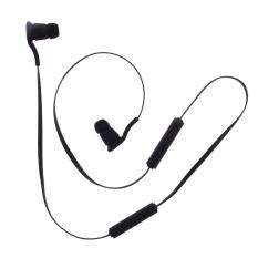 Bluetooth Headphones Wireless Mini Lightweight Portable BT-H0.3.0 + EDR Stereo Sport Black
