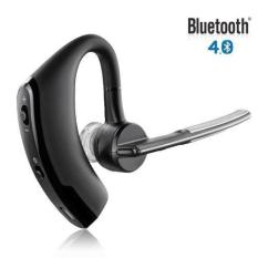 Bluetooth Headset, Weston Jewelers V8 Wireless Bluetooth 4.0 HD Stereo Headphones Earbuds With Mic Hands-Free Earpieces For IOS, Android Cell Phone And Other Bluetooth-Enabled Devices (Black) - Intl