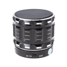 Bluetooth Speaker with MP3 Player S28 - Hitam