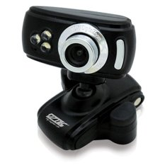 Blz Vztec Webcam Model VZ-WC1685 USB 2.0 - 5 Mega Pixel - Hitam