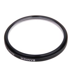 Generic 2 Pack BANNER 52mm UV Protection Lens Filter For Camera Camcorder DV