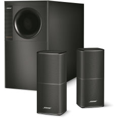 Bose Acoustimass 5 Series V Stereo Speaker System - Black