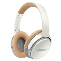 Bose Bluetooth Headphone Soundlink Around Ear - White