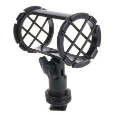 BOYA BY C04 Professional Shock Mount for PVM1000 PVM1000L Microphone - Intl - intl