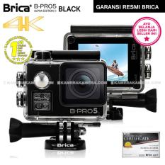 BRICA B-PRO 5 Alpha Edition 2 (AE2) 4K BLACK - 16MP SONY image sensor action camera