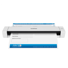 Brother Scanner Portable DS-620 - A4 - Simplex - Putih