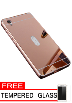 Case Asus Zenfone C Zc451cg Bumper Slide Mirror Rose Gold Gratis Source · Bumper Mirror Untuk