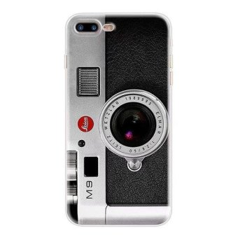 (Buy 1 get 1 free) Creative Camouflage Print Silicone / TPUShockproof Phone Case Cover for Apple iPhone 5 / 5s / SE - M9Camera - intl