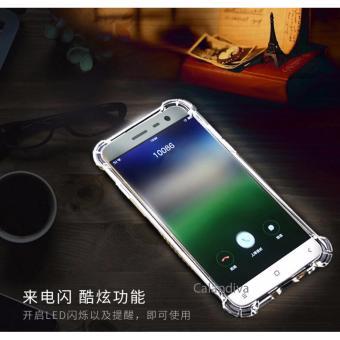 Hot Deals Calandiva Shockproof TPU Ultrathin Case for Xiaomi Redmi 4 standard flash .