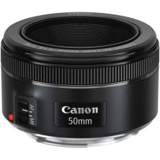 Canon EF 50mm f/1.8 STM - Hitam