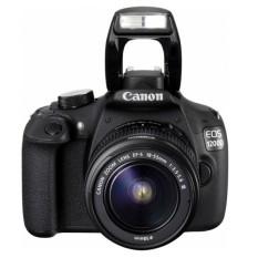Canon EOS 1200D IS Kamera DSLR Lensa Kit 18-55 mm IS II - 18 MP - Hitam
