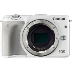 Canon EOS M3 24,2 Megapiksel [hanya body]