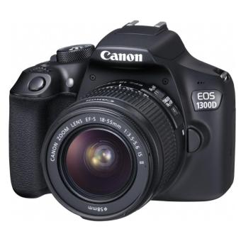 ... untuk Canon EOS 1100D 1200D 1300D / Rebel T3 T5 T6 / kiss X50 X70 Kamera DSLR   Lazada Indonesia. Source · Canon Kamera DSLR EOS 1300D Kit 18-55mm IS II ...