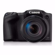 Canon PowerShot SX430 IS Digital Camera - Hitam